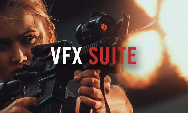 VFX Suite versión 1 con distorsión de lente