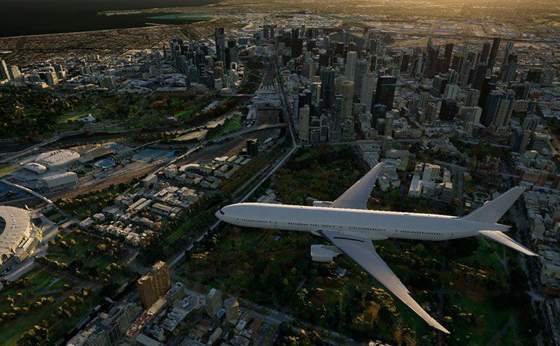 Project Anywhere explora terrenos 3D de alta resolución, es una demostración de vIITSEC 2020 donde puede explorar terrenos 3D impresionantes.
