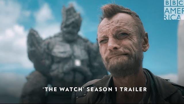 The Watch es una serie de televisión compuesta de ocho capítulos de una hora de duración cada uno, nos cuenta un drama con dragones y VFX.
