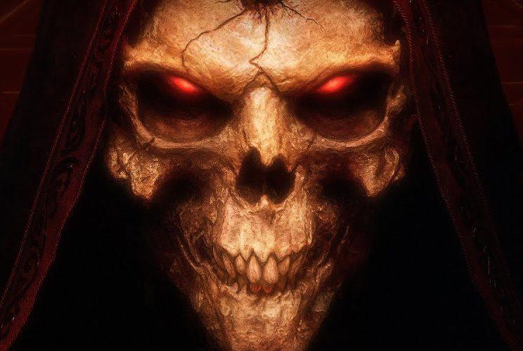 Remasterización de Diablo II a 4K. Así es, una remasterización de Diablo II a 4K, uno de los mejores juegos y una verdadera obra maestra.