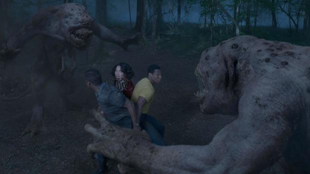 Framestore creando monstruos para Lovecraft country, como sabéis la compañía de efectos visuales ha participado desarrollando el VFX.