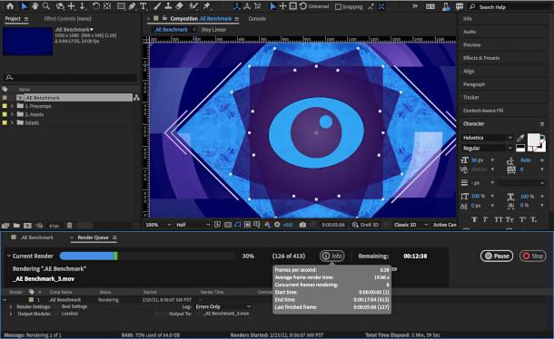 Adobe ha publicado After Effects 18
