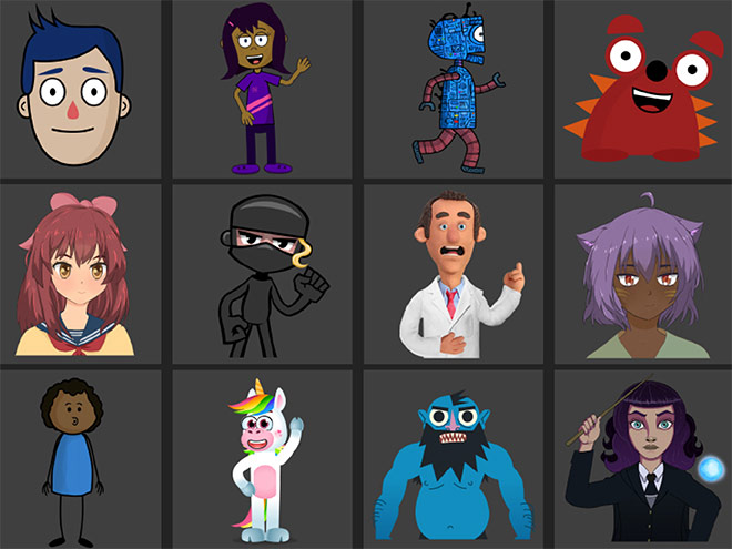 Adobe Character Animator 4