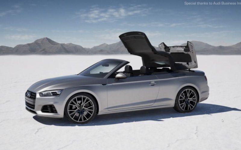 Audi A5 descapotable modelo gratuito para Unreal Engine, el modelo es totalmente configurable en tiempo real. Como si estuvieras en el coche.