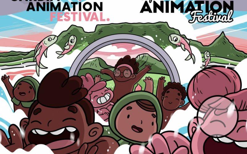 CAF y CTIAF organizan un festival online conjunto del 12 al 18 de abril. Cardiff Animation Festival y Cape Town International Animation.