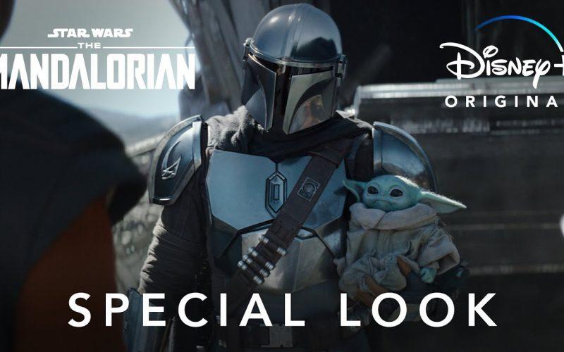 Hybride en Mandalorian también tiene que decir la suya, la compañía ha trabajado en múltiples escenas de la segunda temporada entregando VFX.