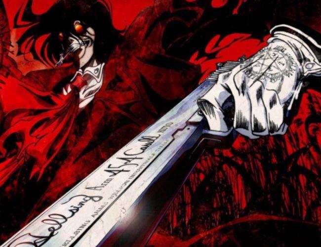 Hellsing adaptación cinematográfica del manga