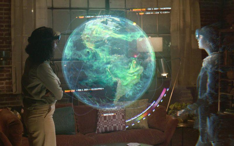 Mesh VR nueva plataforma de Microsoft. La nueva plataforma te permitirá unirte a tus compañeros de equipo en un espacio virtual.