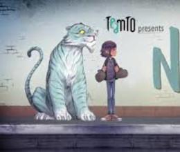 Ninn: un tigre y una niña en el metro de París. TeamTO aprovechó la Cartoon Movie 2021 para hablar de su intención de adaptar la tira cómica.