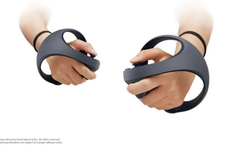 Sony muestra su controlador VR de próxima generación. Anteriormente había comentado estar trabajando en el sistema de realidad virtual.
