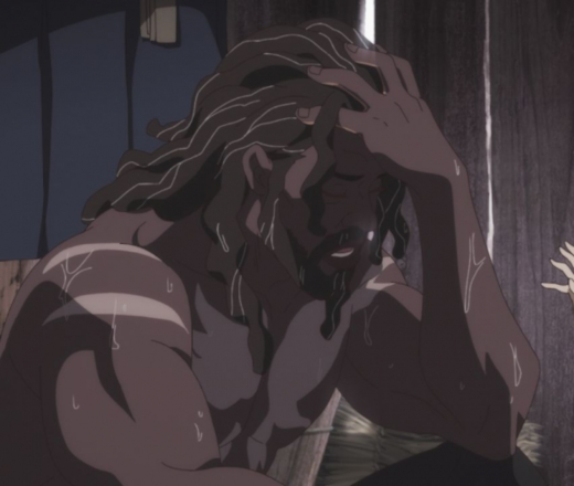 Yasuke el primer samurái africano serie anime