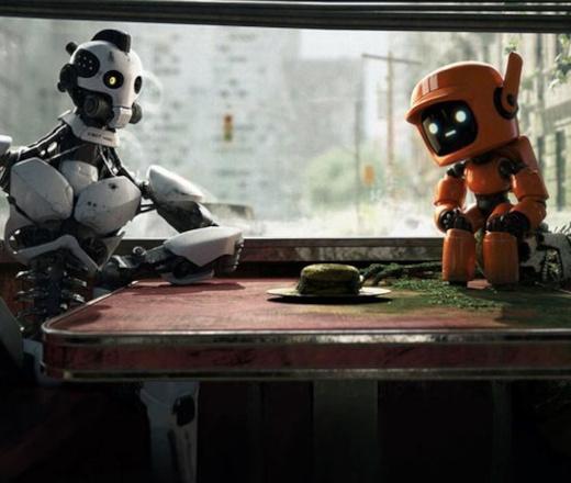 Amor muerte y robots nueva serie animada con especímenes terroríficos, sorpresas muy retorcidas y un humor negro combinado para mantener la tensión.