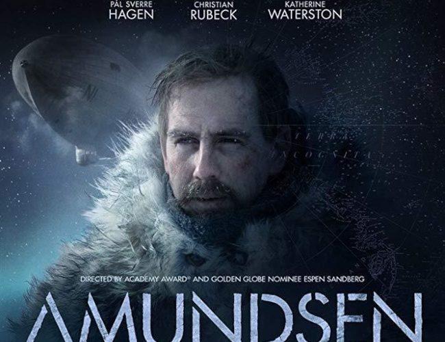 Roald Amundsen desglose de efectos visuales. Roald Amundsen, se trata de una película centrada en la vida del explorador de prestigio.