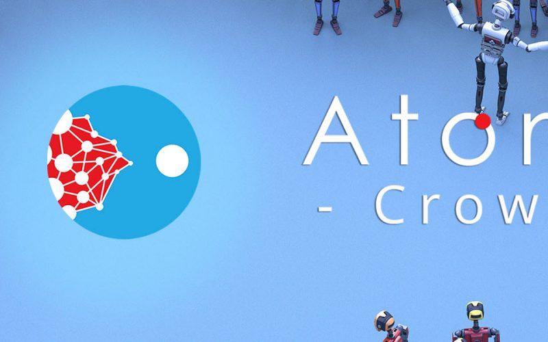 Atoms VFX 4 para Maya y Houdini, la nueva versión de su sistema de animación colectiva para Maya y Houdini mejorando la actual versión.