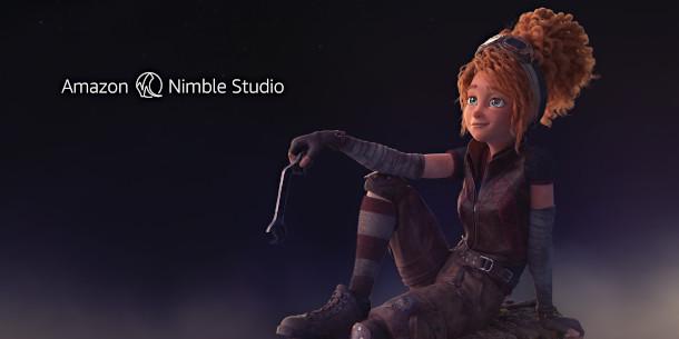 AWS Amazon Nimble Studio para VFX y animación es un servicio de AWS que crea la infraestructura necesaria para producir efectos visuales.
