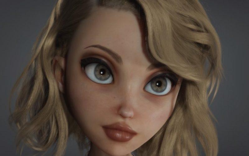 Character Creator con Smart Hair para cabello. Reallusion ha publicado Character Creator 3.4, la actualización gratuita de personajes 3D.