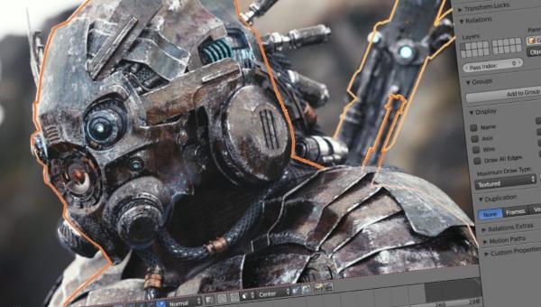 Eevee un motor de render todavía por descubrir, no es de los motores de render con más tiempo en el mercado, pero gana importancia y adeptos.