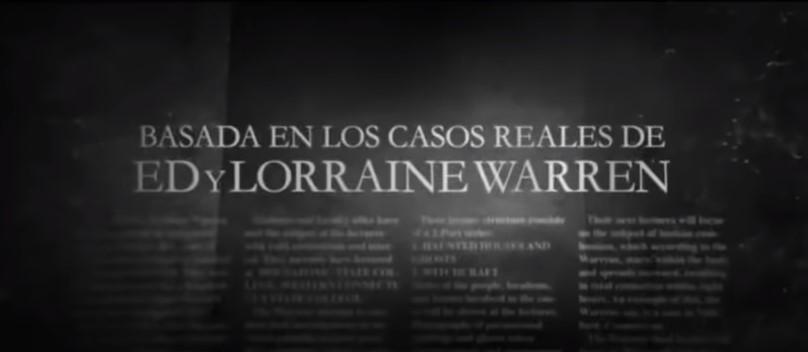 El Conjuro 3: El Diablo me obligó a hacerlo. En 1981 Ed y Lorraine Warren deberán afrontar un nuevo caso que se presenta con horror.
