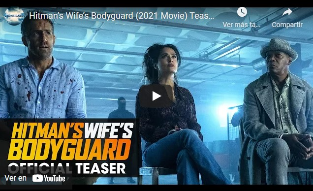 El guardaespaldas de la esposa desglose VFX, secuela de la película que se estrenó en el año 2017. VFX realizado por varias compañías.