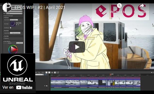 EPOS crea storyboard bajo Unreal Engine, la compañía que lo desarrolla está publicando una versión beta para la que busca usuarios que lo quieran probar