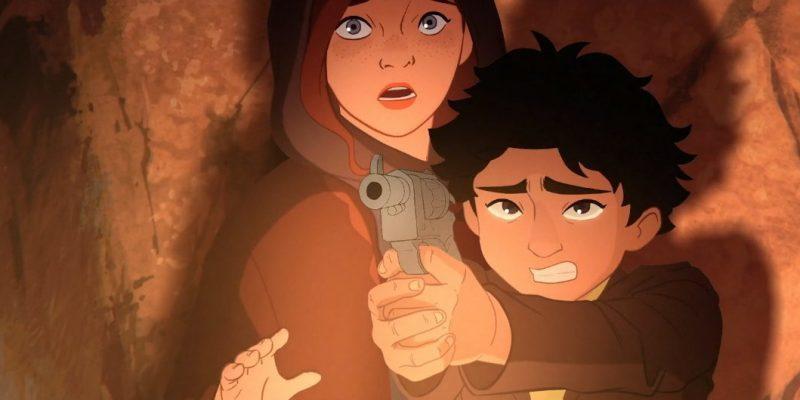 Maryam y Varto dos hermanos en crisis por una guerra, la Cartoon Movie de este año se ha presentado el proyecto de largometraje que promete.