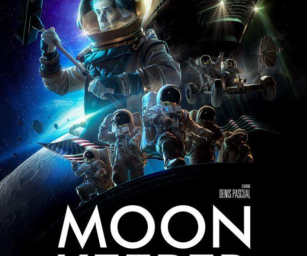 Moonkeeper el guardián de la Luna, cortometraje de graduación de fin de curso realizado por los alumnos de la escuela ArtFX y ayudas externas.