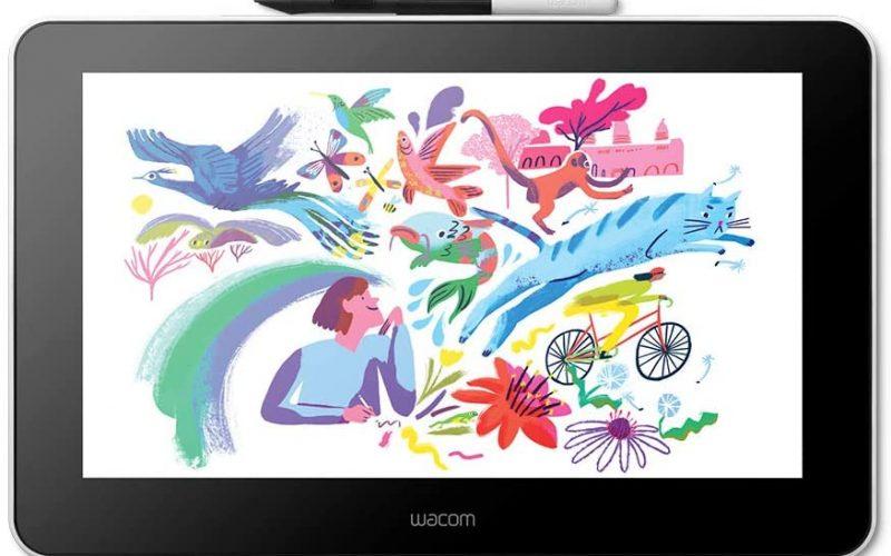 Poner en marcha tableta gráfica Wacom One 13 DTC133