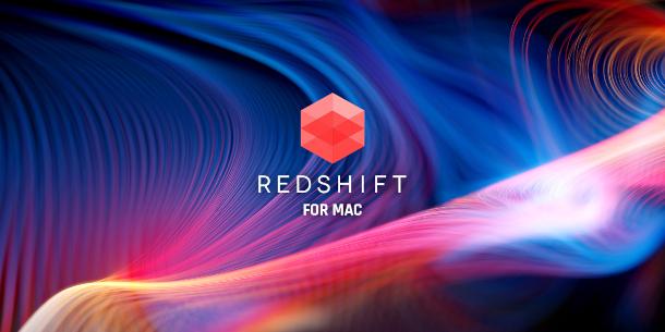 Redshift para MacOS disponible oficialmente, Maxon lo ha publicado para Mac, la nueva edición para MacOS de Redshift, su render por GPU