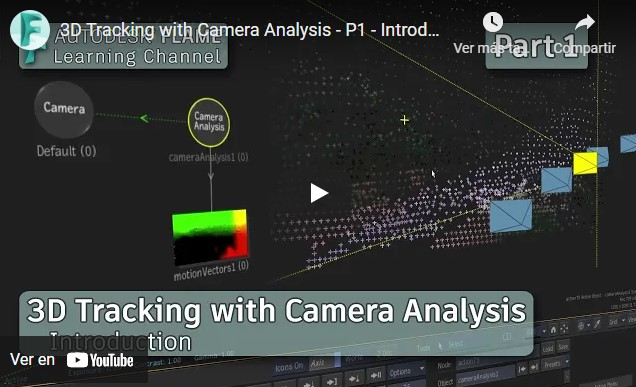 Autodesk ha publicado Flame 2022, la próxima actualización de su software de composición, acabado y efectos, añadiendo un nuevo sistema de seguimiento de cámara basado en el aprendizaje automático.