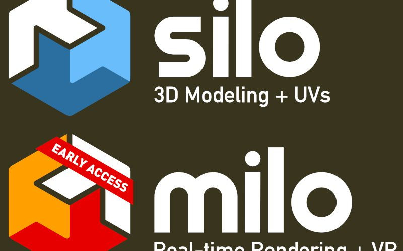 Silo 2021 se actualiza con nuevo motor de render llamado Nilo, Nevercenter ha publicado una actualización de su software de modelado.