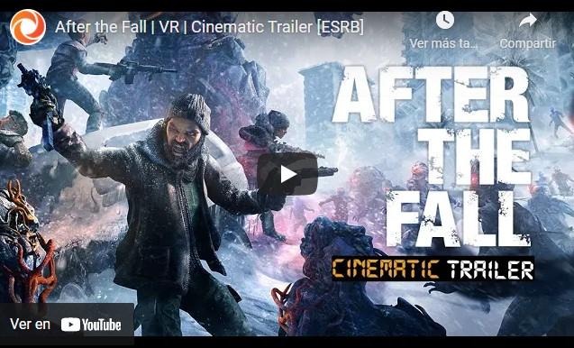 Cinemática para After the Fall juego en realidad virtual, los desarrolladores del videojuego nos muestran una primera impresión con Zombies.