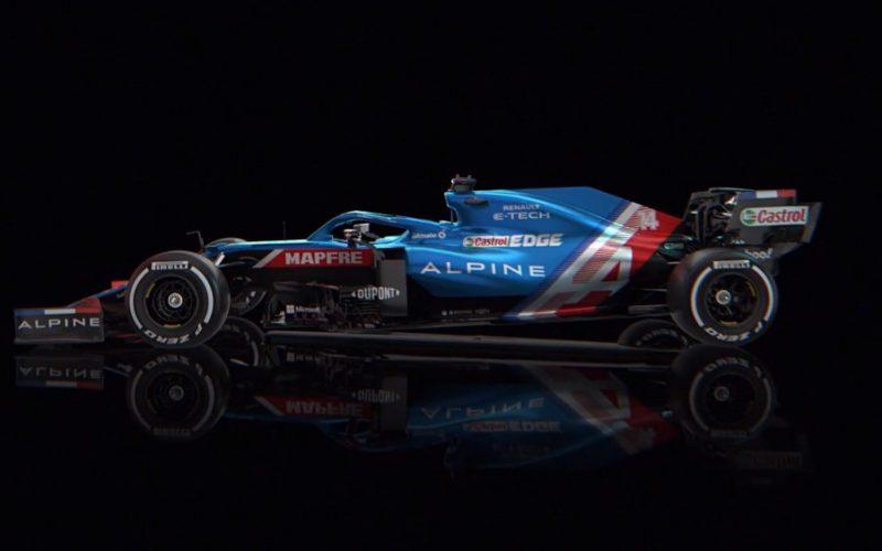 Homenaje a Renault Alpine. Guiado por la voz de la leyenda de la F1 Alain Prost, el nuevo anuncio ha sido diseñado y producido por Soldats.
