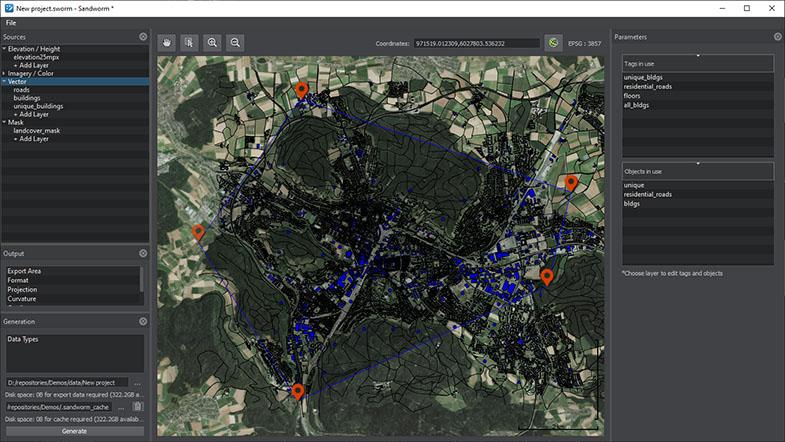OpenStreetMap y QGIS