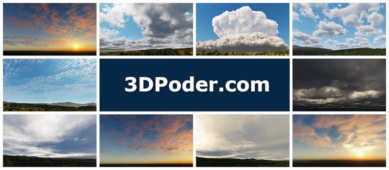 Ahora todos estos tipos de nubes están disponibles de inmediato como presets configurables con un paquete de optimización de rendimiento.