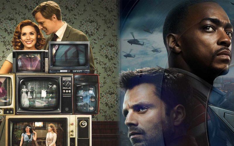 WandaVision y Falcon y el Soldado de Invierno a los Emmy 2021. Ambas series tienen sus virtudes, como en todo habrá detractores.