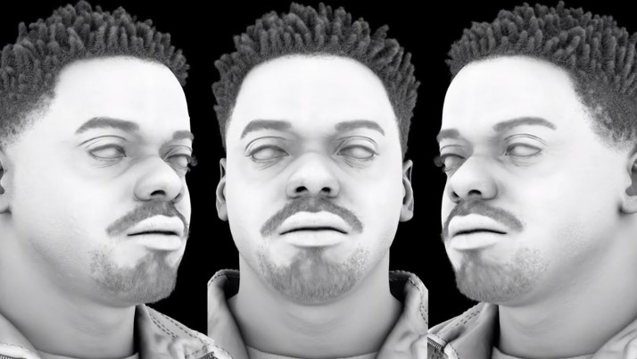 Xbox Series X tráiler CG de presentación por MPC Studios. En el tráiler podemos ver al actor Oscar Daniel Kaluuya de Black Panther en CGI.