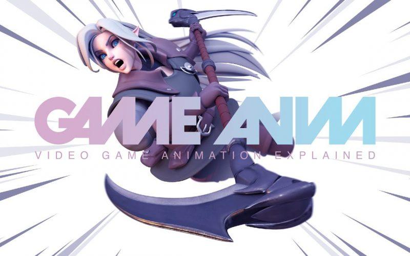 Libro Video Game Animation Explained segunda edición del libro de desarrollo de videojuegos del galardonado animador de videojuegos.