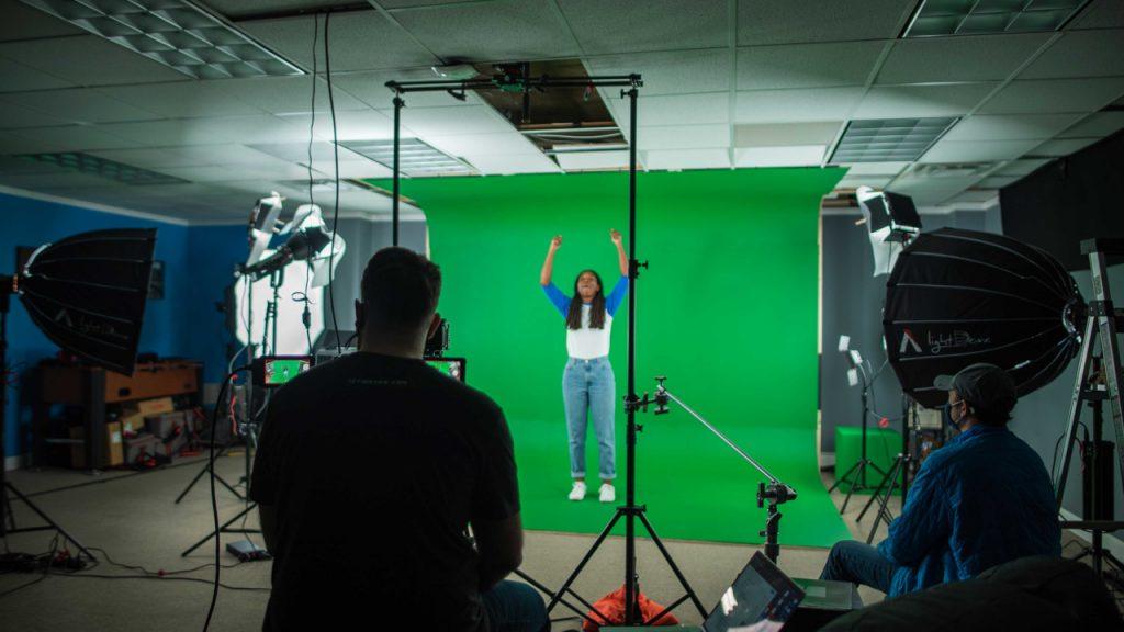 ActionVFX crea un banco de modelos digitales reales, el motivo que ha impulsado esta idea es el parón obligado en la industria del cine.