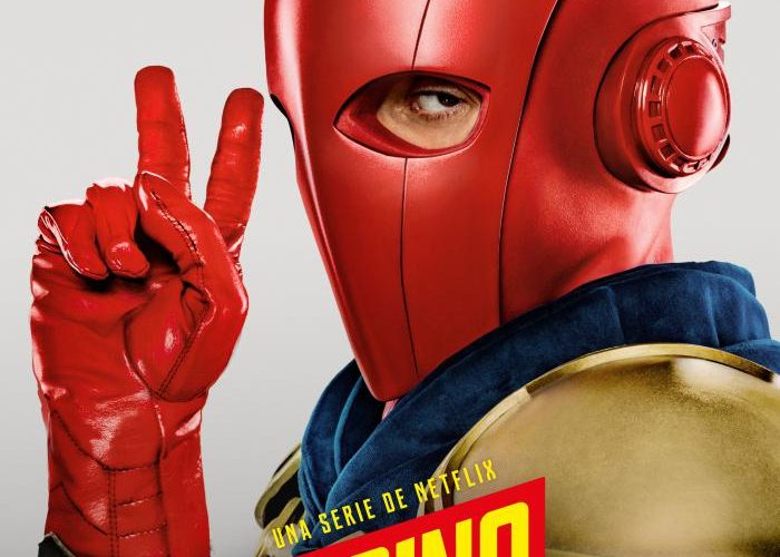 """El vecino un superhéroe atípico y cercano al vecindario. Ya hace dos años se estrenaba la serie titulada """"El vecino"""", una comedia heroica."""