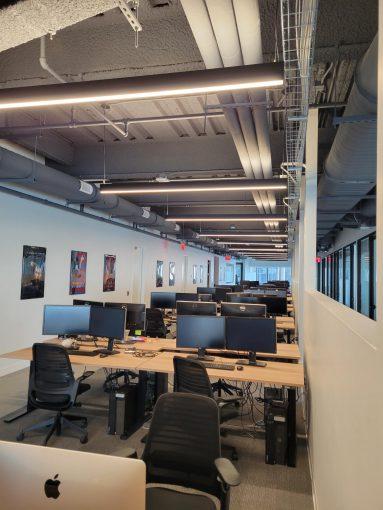FuseFX en el Distrito Financiero de Nueva York. El estudio VFX FuseFX ha abierto una nueva oficina en el Distrito Financiero de Nueva York.