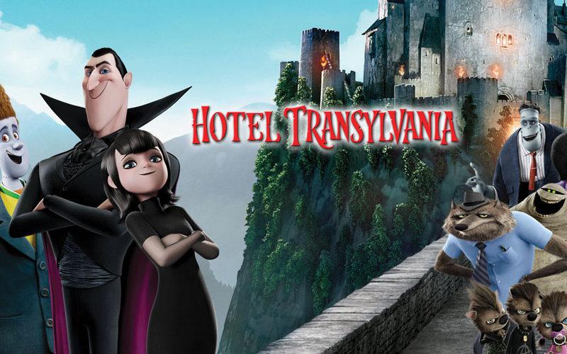 Hotel Transilvania desde Transformania.