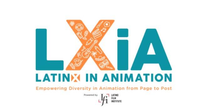 LatinX in Animation evento anual latino en Los Ángeles, el festival representa un grupo diverso de las industrias de animación, VFX y juegos.