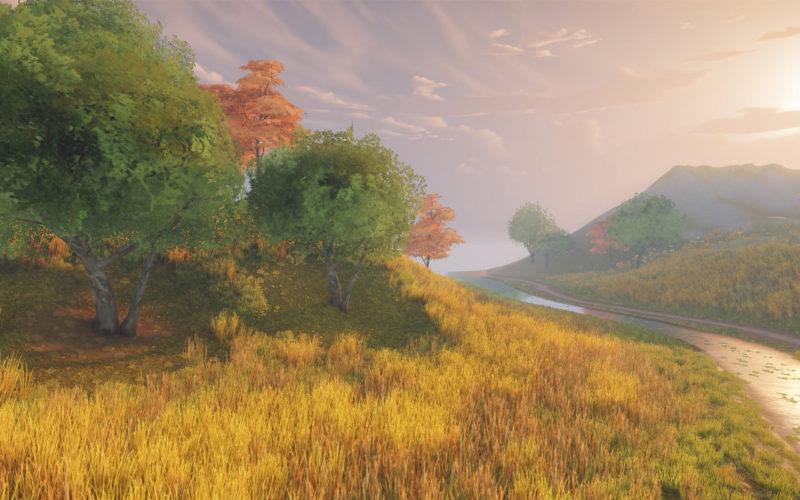 Amazon ha publicado Lumberyard 1.28 beta