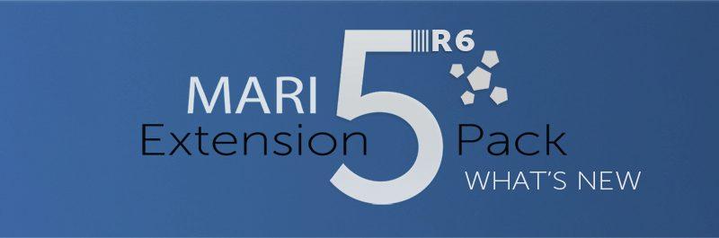 Mari Extension Pack 5 R6 ya está disponible.