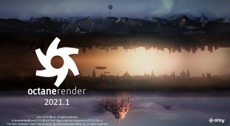 OctaneRender 2021.1 XB1