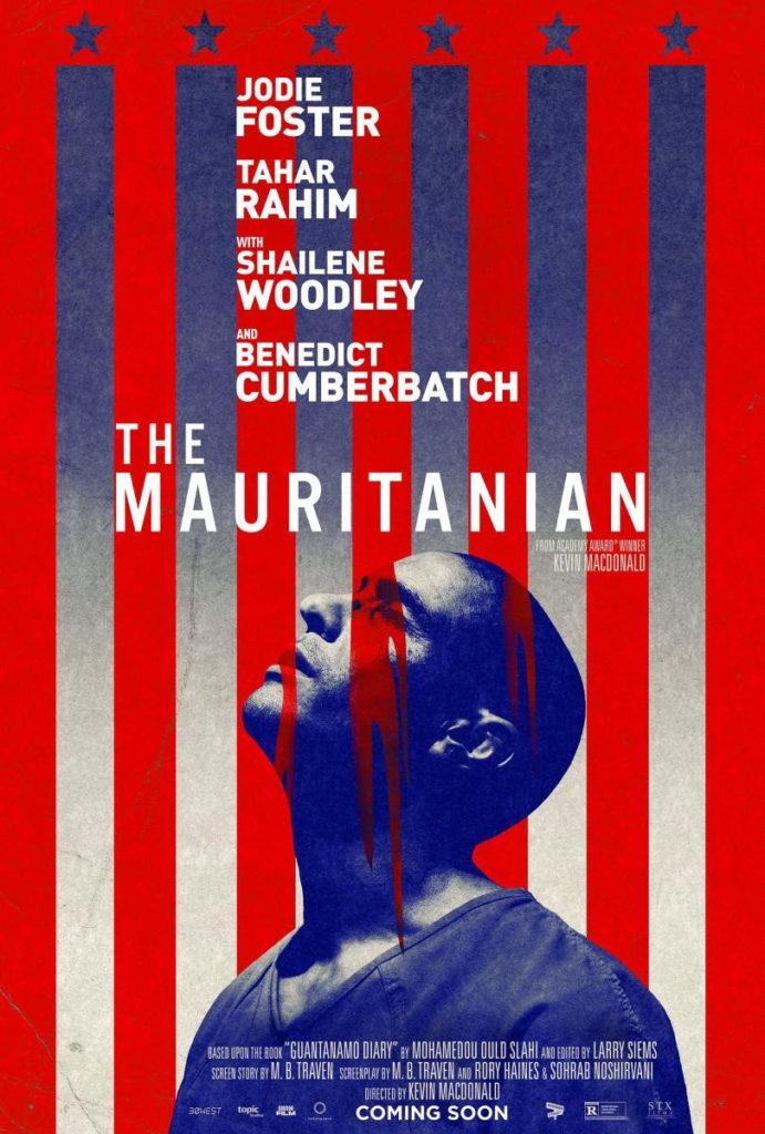 The Mauritanian desglose de efectos visuales.