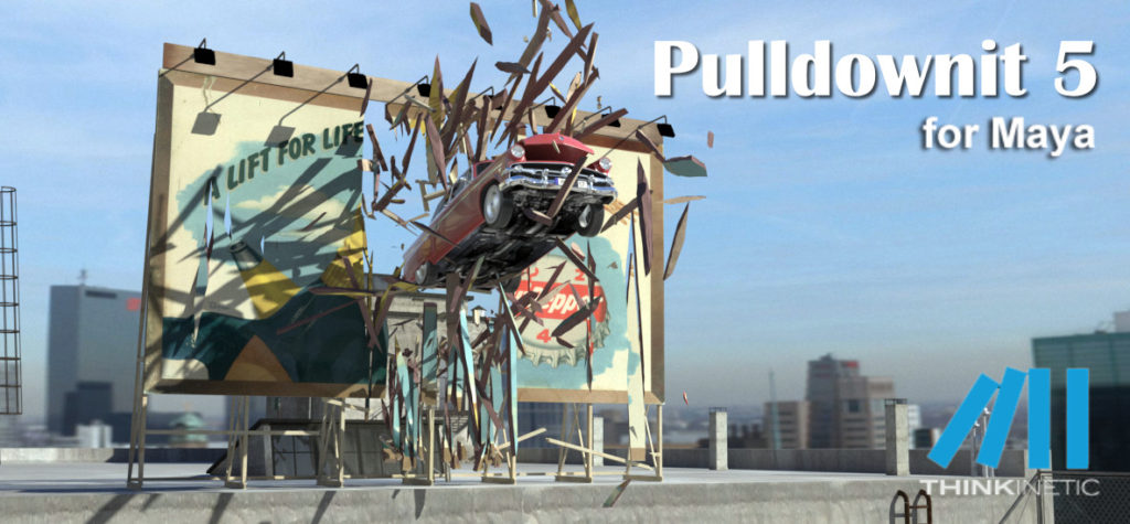 Thinkinetic ha publicado Pulldownit 5