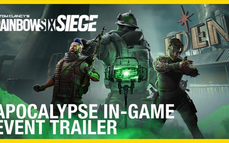 Tráiler de Apocalipsis la nueva misión Rainbow Six Siege. La nueva misión titulada Apocalipsis, es la última parte de la saga de Tom Clancy.