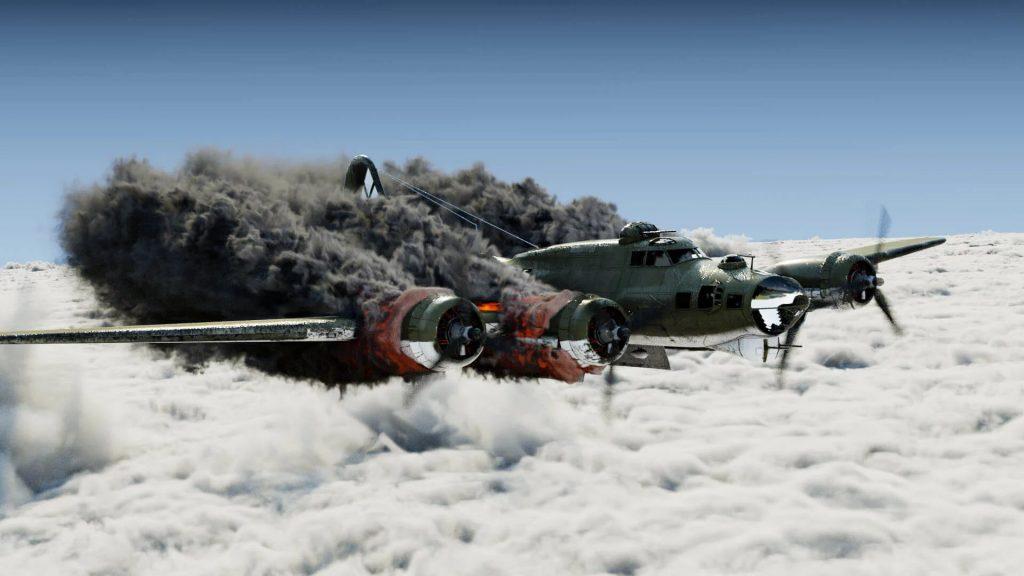 Vestigios de guerra documental del Discovery.