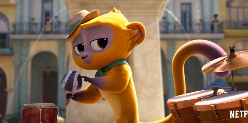 Vivo comedia musical animada por Sony Pictures Imageworks. Próxima película CG para este 2021, producida por Sony Pictures Animation.